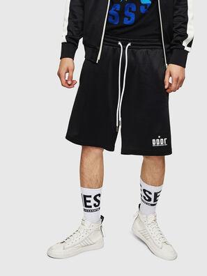 P-MIKHAIL, Negro - Shorts