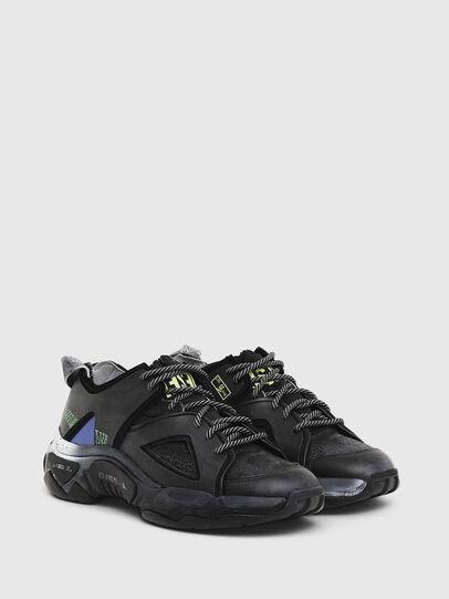 Diesel - S-KIPPER SP, Negro - Sneakers - Image 2