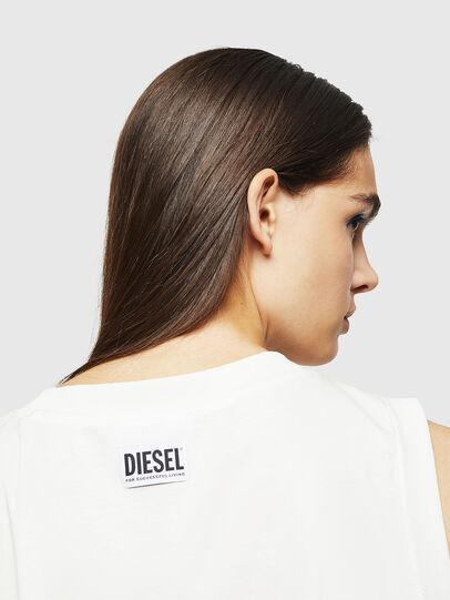 Diesel - T-HEIKASH, Blanco - Tops - Image 6