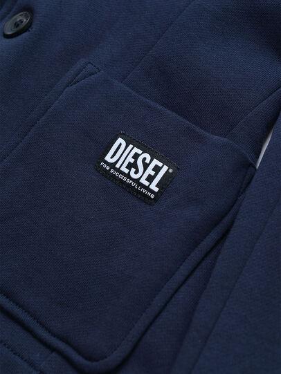 Diesel - SBANNY, Azul Oscuro - Sudaderas - Image 3