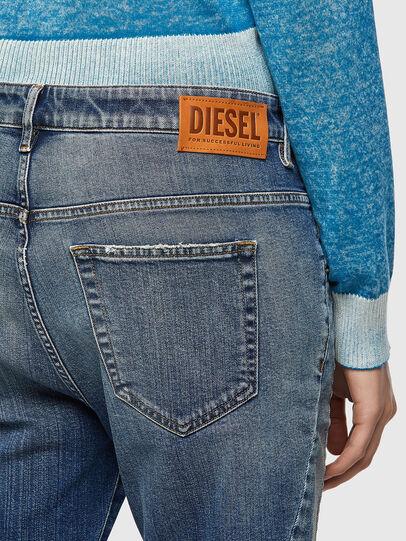 Diesel - Fayza 09A08, Azul medio - Vaqueros - Image 3