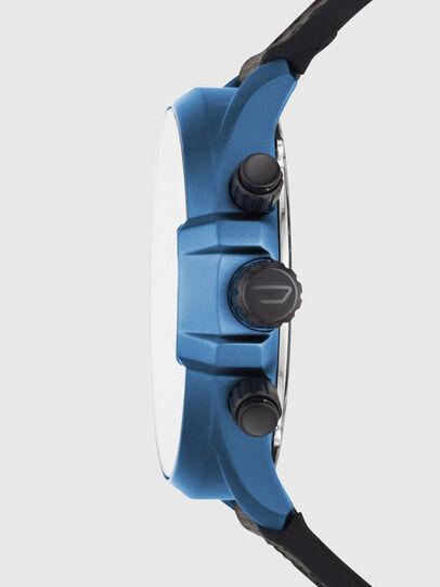 Diesel - DZ4506, Negro/Azul - Relojes - Image 3