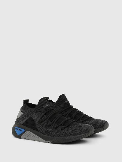 Diesel - S-KB ATHL LACE, Negro - Sneakers - Image 2