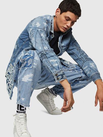 Diesel - D-HARU-SY, Blue Jeans - Monos - Image 3