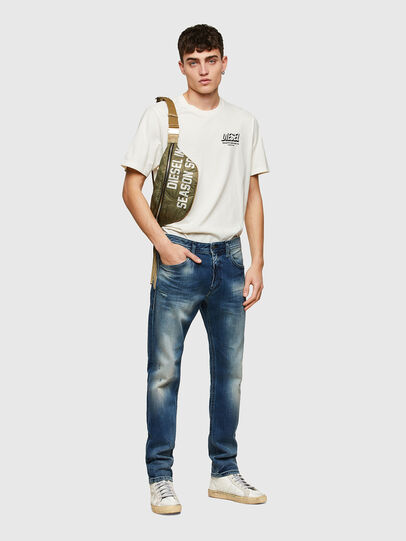 Diesel - Thommer 009RS, Azul Oscuro - Vaqueros - Image 5