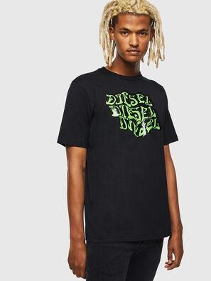T-JUST-J20, Negro - Camisetas