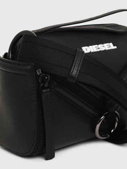 Diesel - LE-ZIPPER CROSSBODY, Negro - Bolso cruzados - Image 6