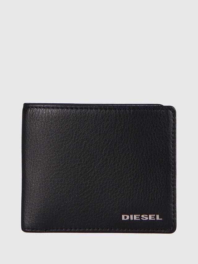 Diesel STERLING BOX I, Piel Negra - Joyas y Accesorios - Image 2