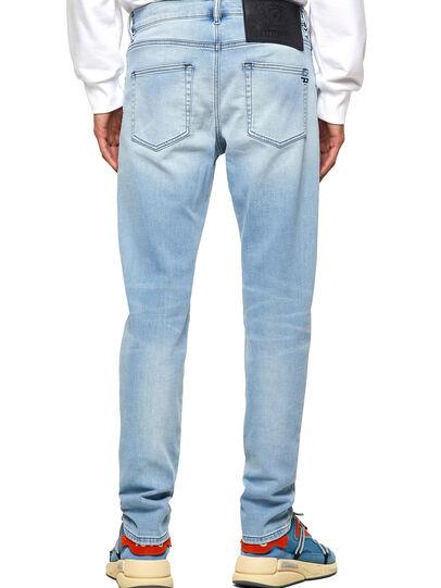 Diesel - D-Strukt JoggJeans® Z69VL, Azul Claro - Vaqueros - Image 2