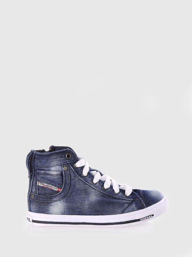 Diesel - SN MID 20 EXPOSURE Y, Blue Jeans - Calzado - Image 1