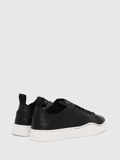 Diesel - S-CLEVER LS, Negro - Sneakers - Image 3