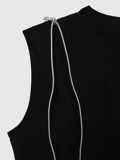 Diesel - TGARTH, Negro - Camisetas y Tops - Image 4
