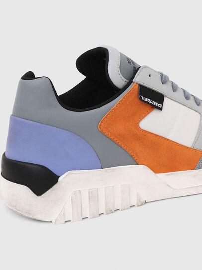 Diesel - S-RUA LOW90, Gris - Sneakers - Image 5