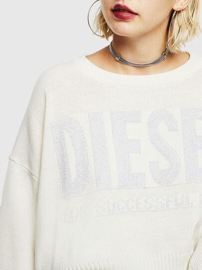 Diesel - M-LUREXY, Blanco - Punto - Image 3