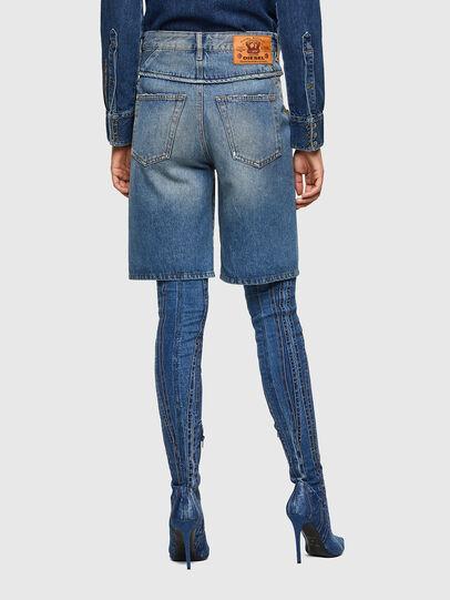 Diesel - DE-REGY-SP, Azul Claro - Shorts - Image 2