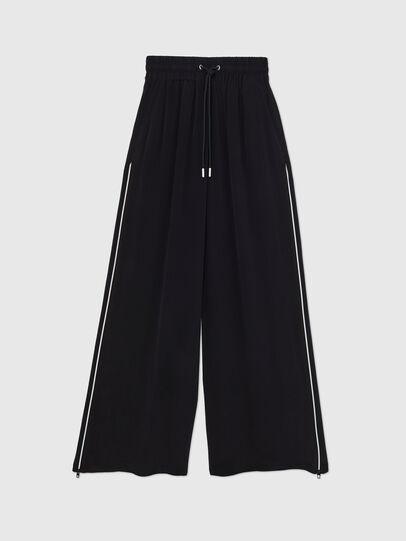 Diesel - P-CHINILLE-WOV, Negro - Pantalones - Image 1