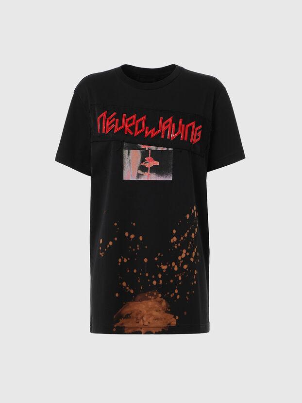 T-AIRO, Negro - Camisetas