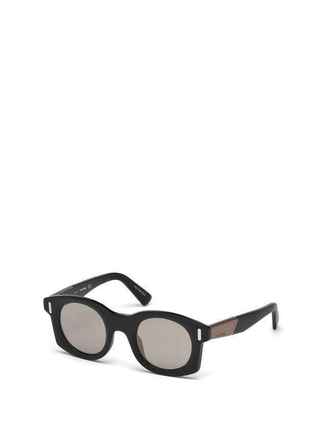 Diesel - DL0226, Negro - Gafas de sol - Image 6