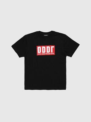 TJUSTA9, Negro - Camisetas y Tops