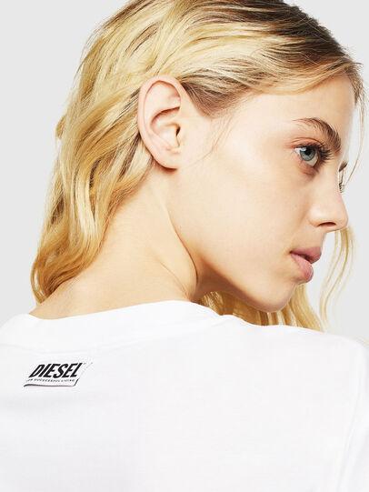 Diesel - T-DARIA-Y, Blanco - Camisetas - Image 5