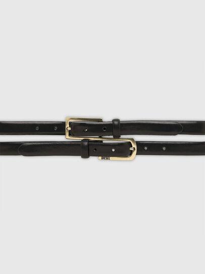 Diesel - B-EXXE, Negro - Cinturones - Image 3