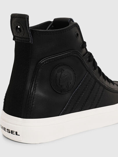 Diesel - S-ASTICO MID LACE W, Negro - Sneakers - Image 4