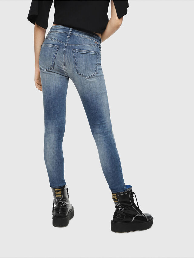 SLANDY 084MU, Blue Jeans