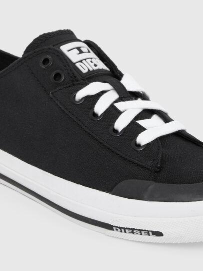 Diesel - S-ASTICO LOW CUT W, Negro - Sneakers - Image 4