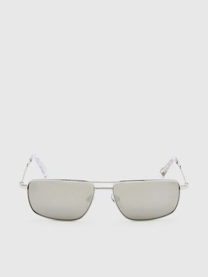 Diesel - DL0308, Blanco - Gafas de sol - Image 1