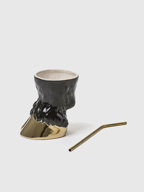 11082 Party Animal, Dorado/Negro - Tazas