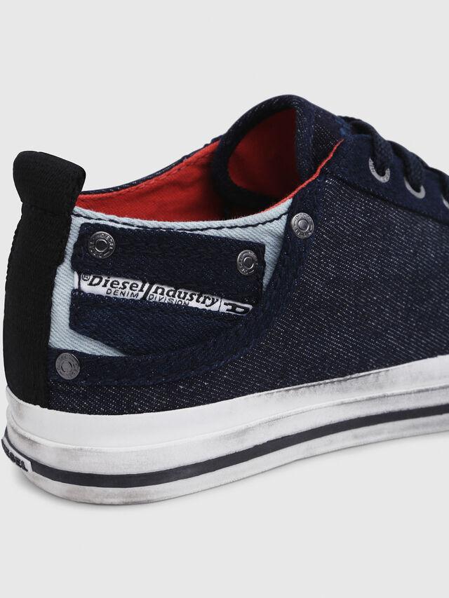 Diesel - EXPOSURE IV LOW  W, Azul Oscuro - Sneakers - Image 5