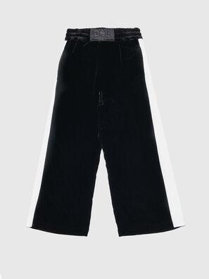 PKARAL, Negro/Blanco - Pantalones