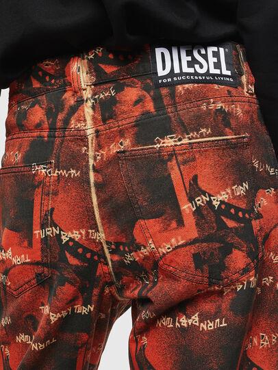 Diesel - D-Macs 069KR, Rojo - Vaqueros - Image 5