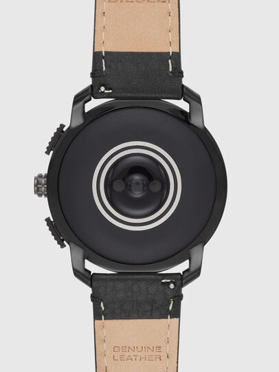 Diesel - DT2016, Negro/Bronce - Smartwatches - Image 4