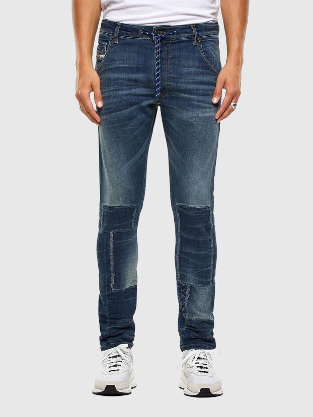 Krooley JoggJeans 069NK, Azul medio - Vaqueros