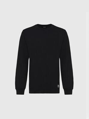 T-JUST-LS-MOHI, Negro - Camisetas