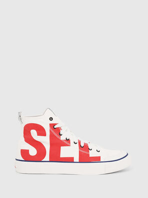 S-ASTICO MC, Blanco/Rojo - Sneakers