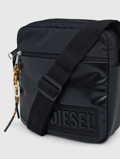 Diesel - VERTYO, Negro - Bolso cruzados - Image 5