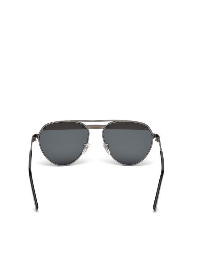 Diesel - DL0261, Negro/Gris - Gafas de sol - Image 7