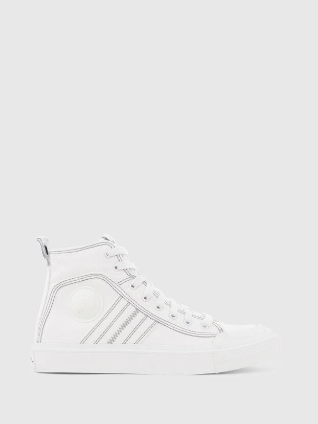 S-ASTICO MID LACE W, Blanco - Sneakers