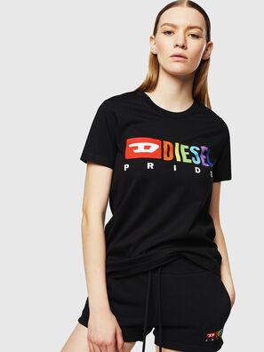 UFTEE-SILY-INT, Negro - Camisetas