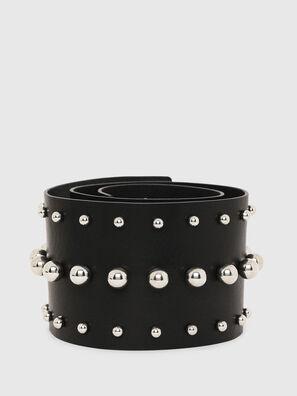 B-MASO, Negro - Cinturones