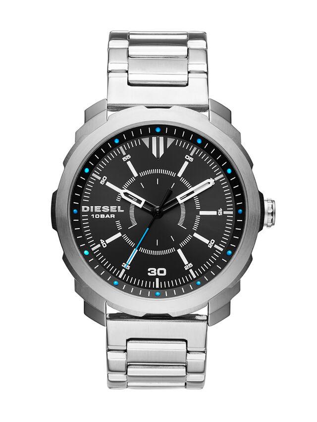 Diesel DZ1786, Plata - Relojes - Image 1