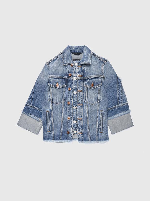 JVISEMAC, Blue Jeans - Chaquetas