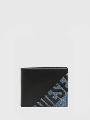 HIRESH S, Negro/Azul - Monederos Pequeños