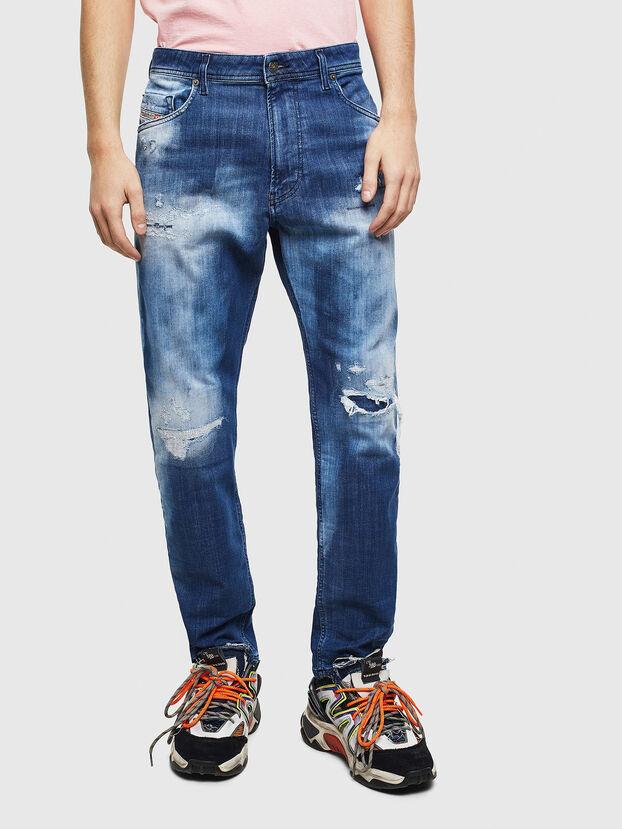 Narrot JoggJeans 0099S, Azul Oscuro - Vaqueros