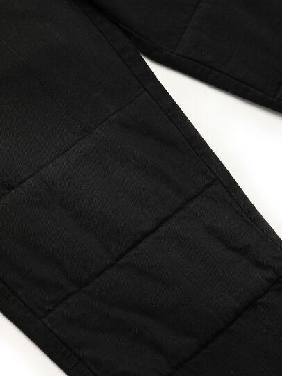 Diesel - GR02-P301, Negro - Pantalones - Image 4