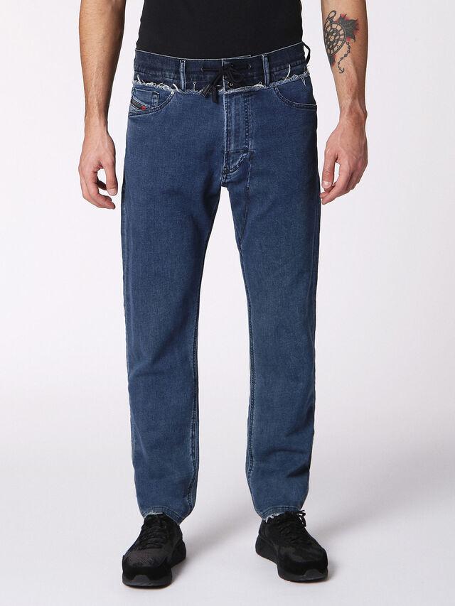 NARROT CBW JOGGJEANS 084PS, Blue Jeans