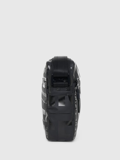 Diesel - X-BOLD DOUBLE CROSS, Negro - Bolso cruzados - Image 3