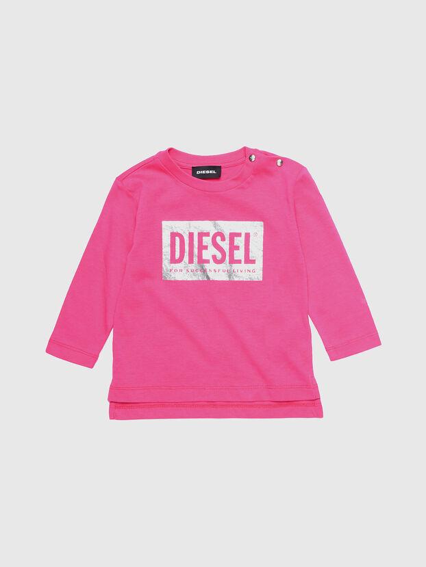 TIRRIB, Fucsia - Camisetas y Tops